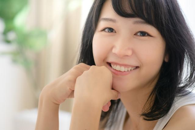 ツインレイ女性の天然の癒しの微笑み
